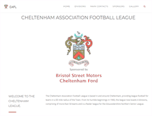 Tablet Preview of cheltenhamleague.co.uk